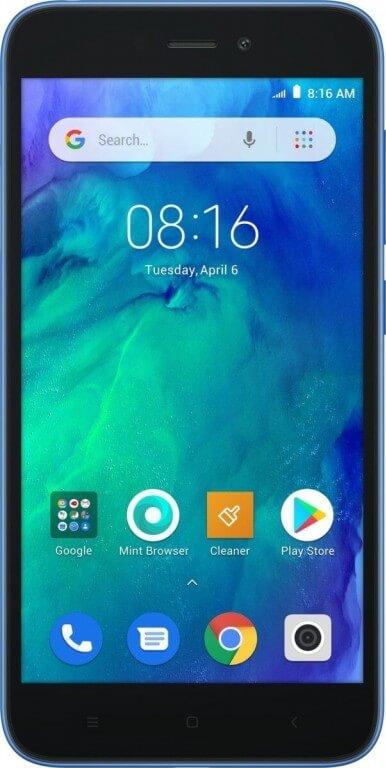 новый смартфон Xiaomi Redmi Go характеристики цена дата выхода