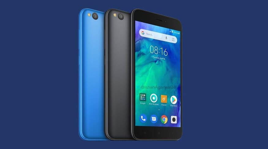Xiaomi Redmi Go: характеристики и цена