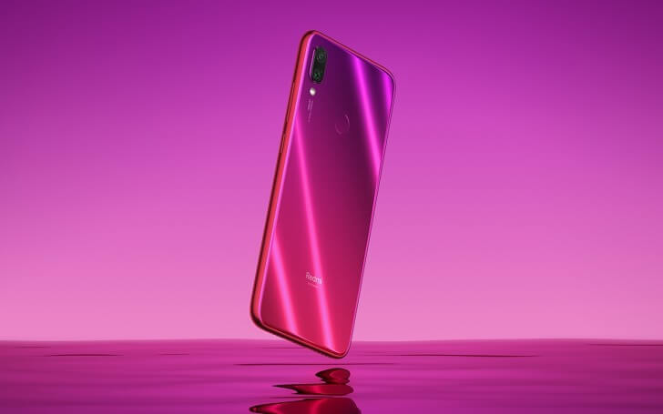 Xiaomi Redmi Note 7 цена характеристики