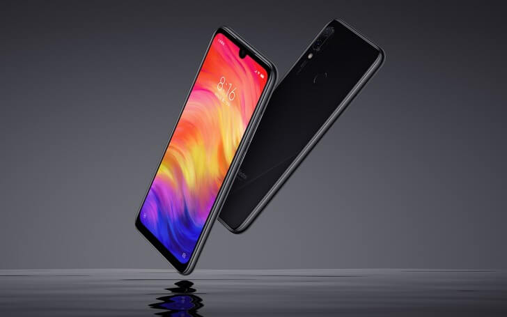 Xiaomi Redmi Note 7 характеристики цена