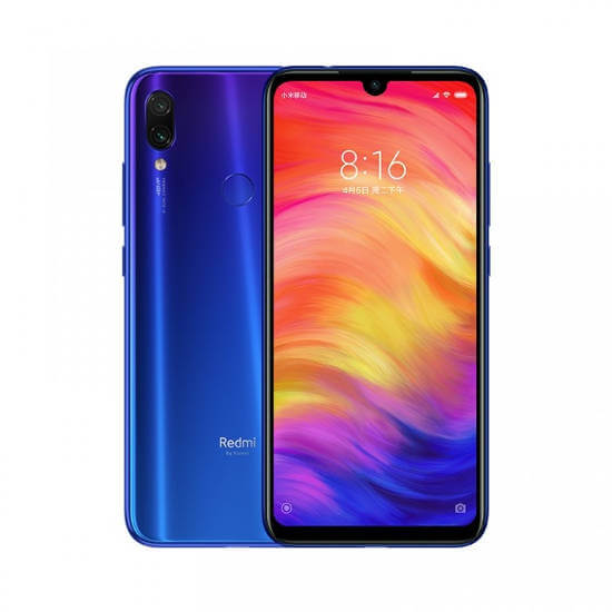 Redmi Note 7 цена