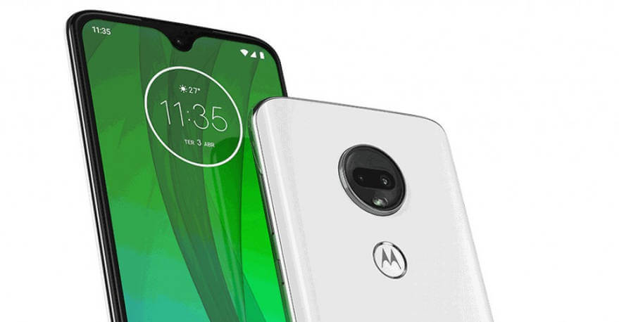 Новинки Motorola Moto G7, G7 Plus, Power и Play