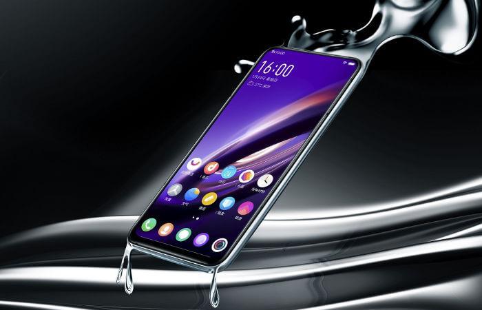 vivo Apex 2019 смартфон