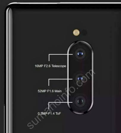 Sony Xperia XZ4 камера характеристики