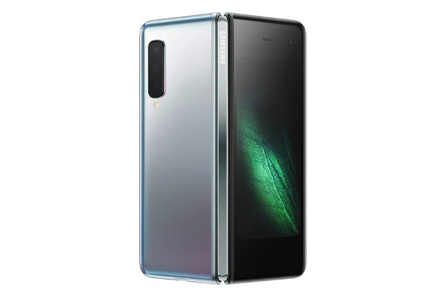 Samsung Galaxy Fold характеристики и цена
