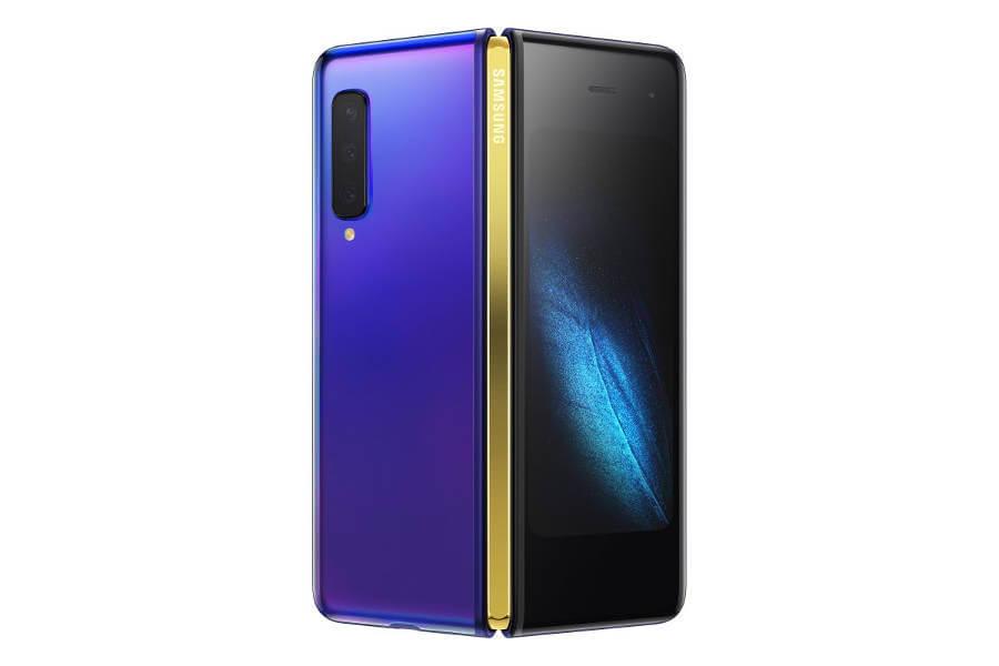 гибкий смартфон Samsung Galaxy Fold дата выхода