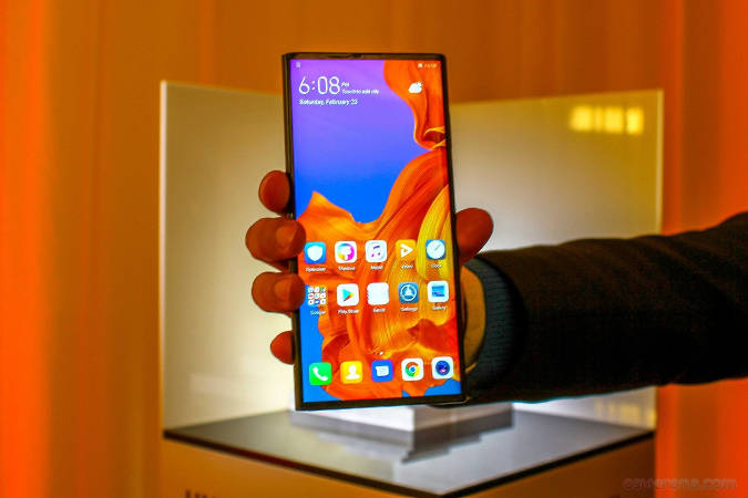 Huawei Mate X характеристики цена дата выхода