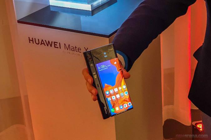Huawei Mate X дата выхода