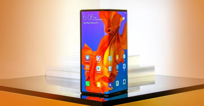 Huawei Mate X: характеристики и цена