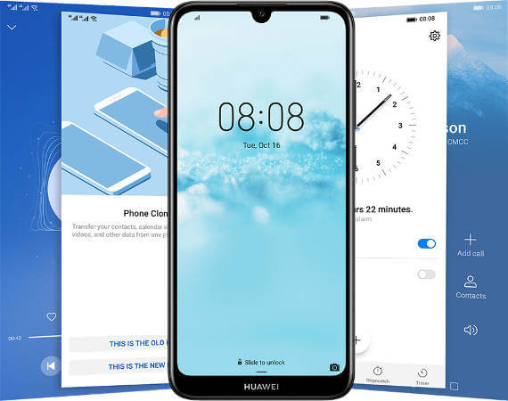 Huawei Y6 Pro 2019 характеристики цена дата выхода