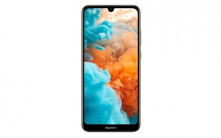 Huawei Y6 Pro 2019 цена дата выхода