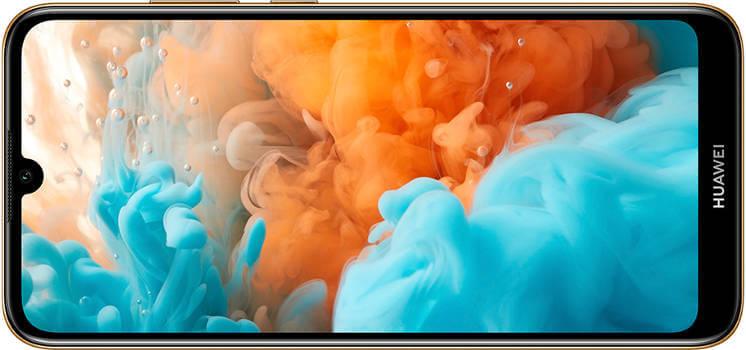 Huawei Y6 Pro 2019 характеристики экрана