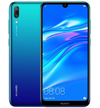Huawei Y7 Prime 2019 характеристики дата выхода