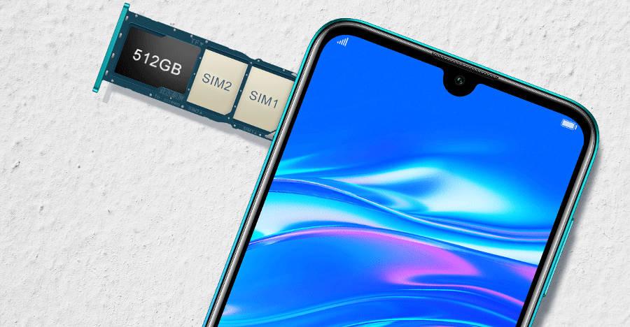 Huawei Y7 Prime 2019: характеристики и цены