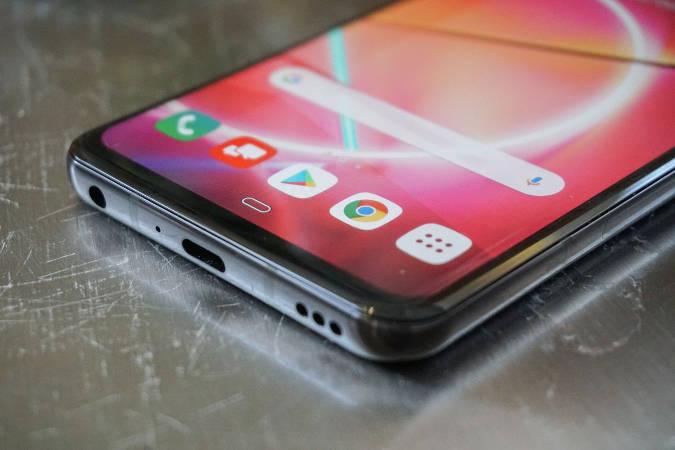 LG G8 ThinQ процессор и батарея