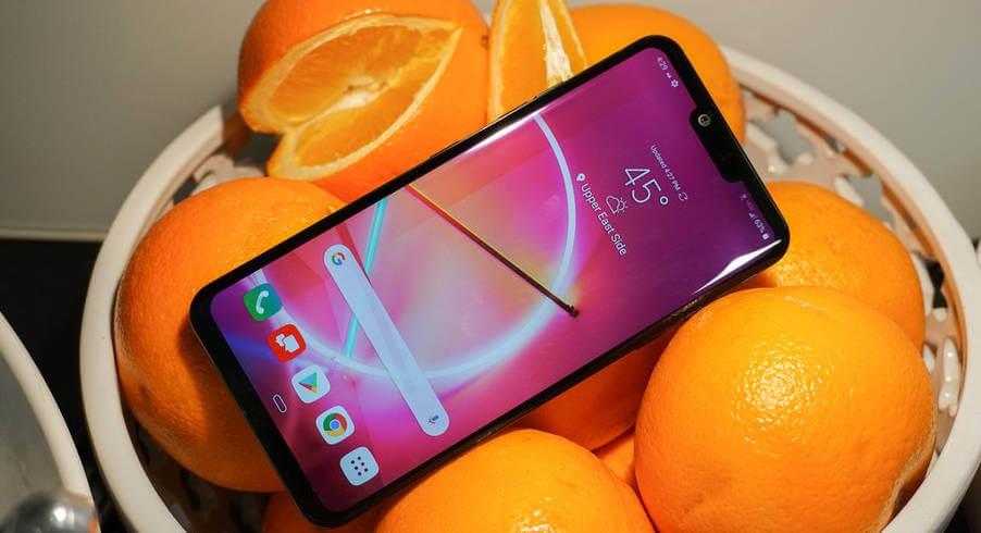 LG G8 ThinQ характеристики цена дата выхода