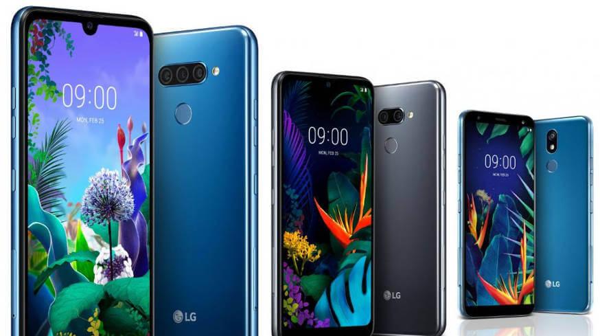 Новинки LG Q60, LG K50 и LG K40: характеристики