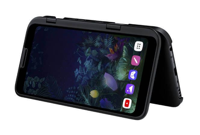 LG V50 Dual Screen второй экран