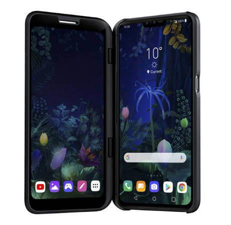 LG V50 ThinQ второй экран Dual Screen