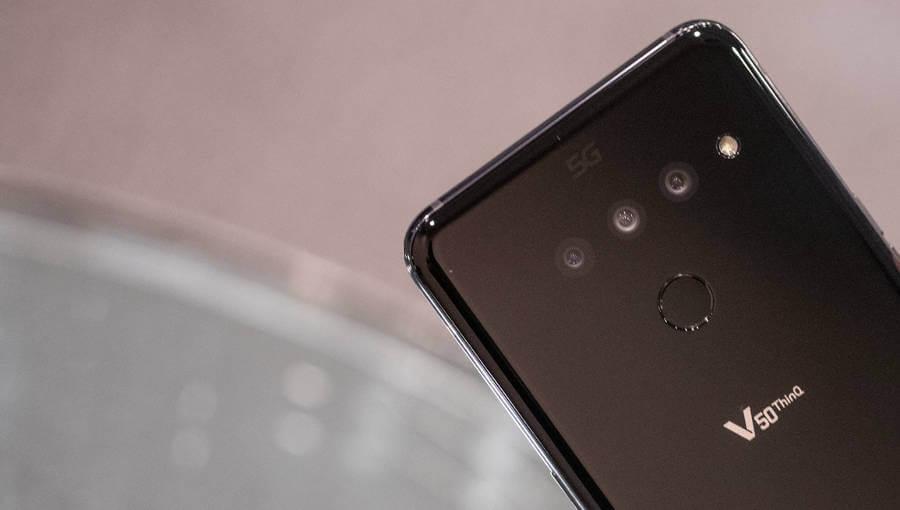 LG V50 ThinQ: характеристики, цена и дата выхода
