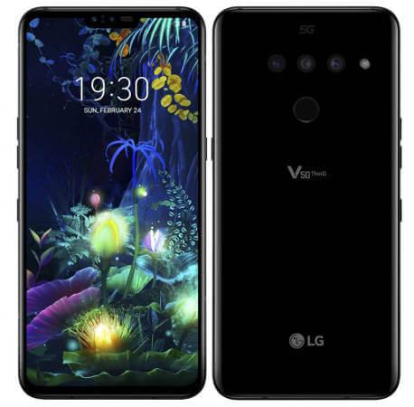 LG V50 ThinQ 5G характеристики цена