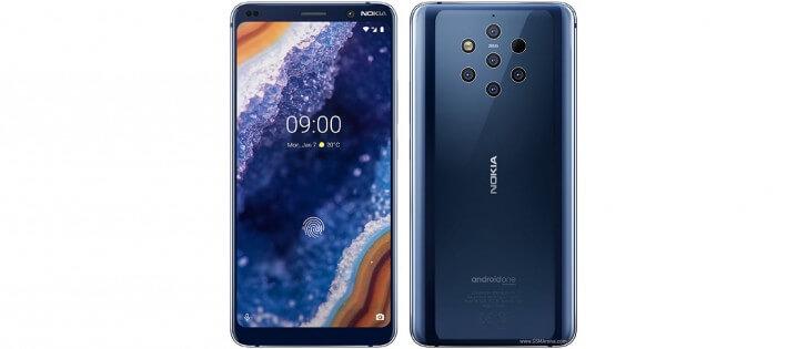 Nokia 9 PureView характеристики