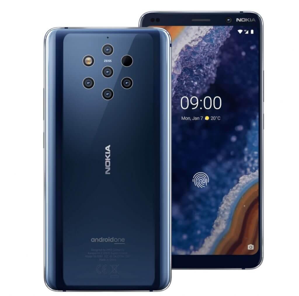 Nokia 9 характеристики цена дата выхода