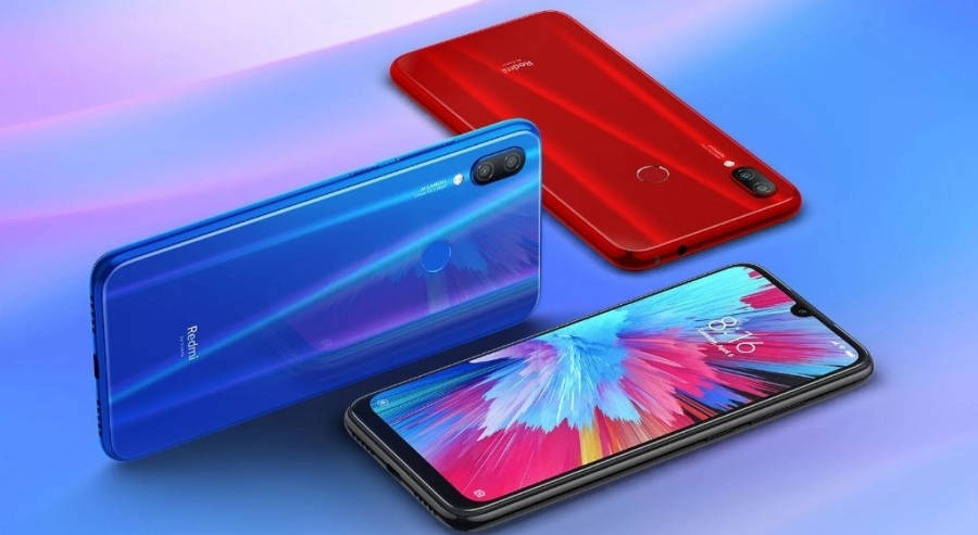 Redmi Note 7 Pro характеристики цена дата выхода