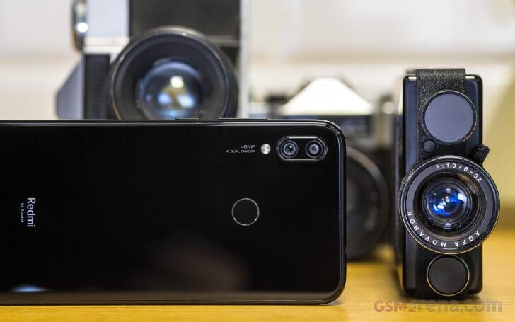 Redmi Note 7 обзор камеры примеры фото