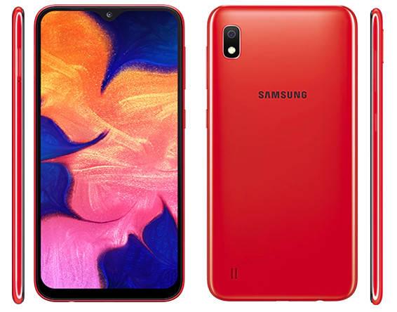 недорогой смартфон Самсунг Galaxy A10
