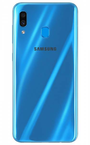 Galaxy A30 характеристики