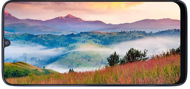 Samsung Galaxy M30 характеристики экрана