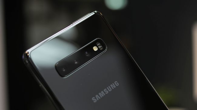 Galaxy S10 обзор камеры