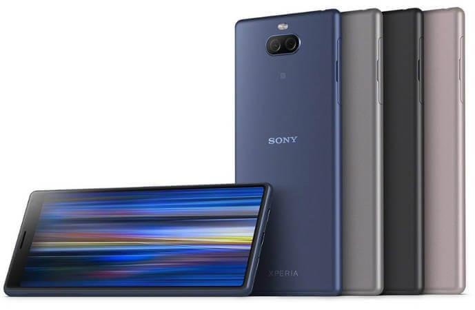Sony Xperia 10 характеристики цена дата выхода