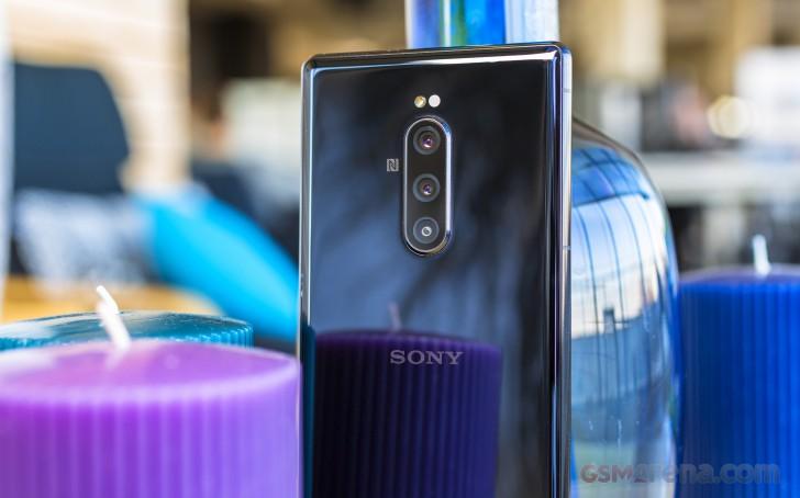 Sony Xperia 1 характеристики камеры