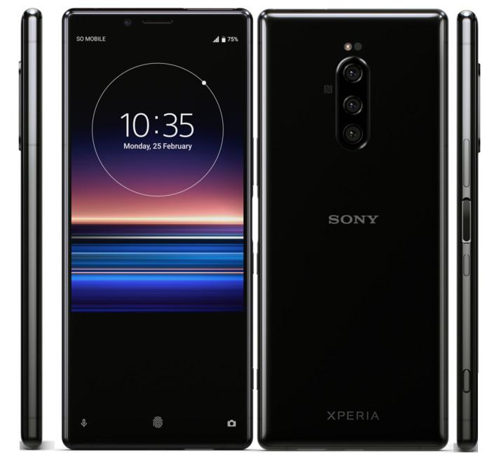 Sony Xperia 1 характеристики цена