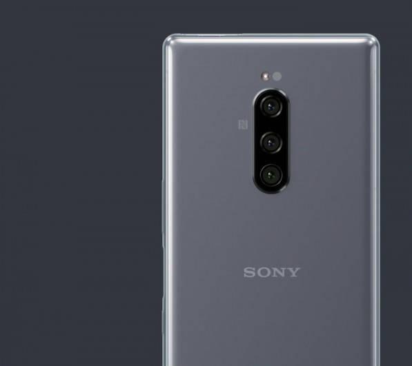 Sony Xperia 1 цвета