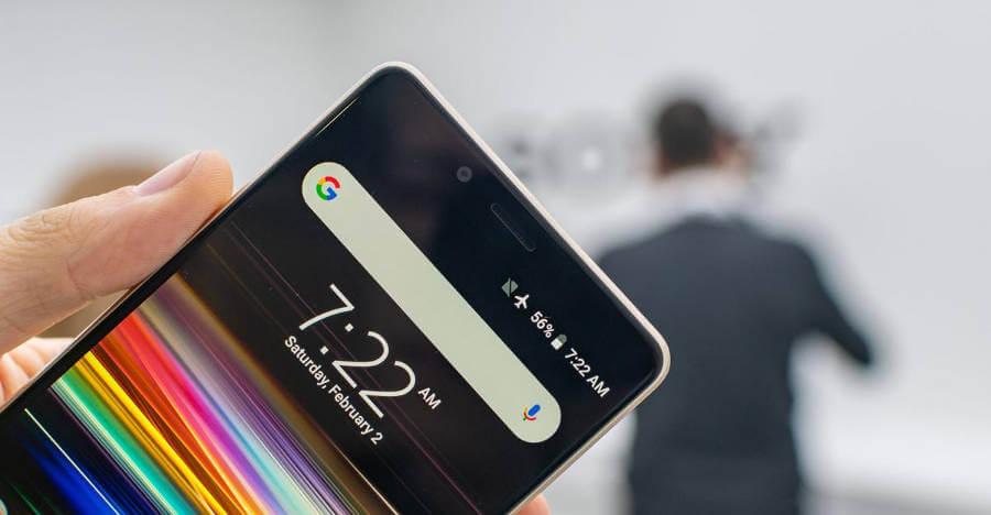 Sony Xperia L3: характеристики и цена