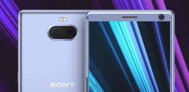 MWC-2019: новинки Sony Xperia XZ4, XA3 и XA3 Ultra