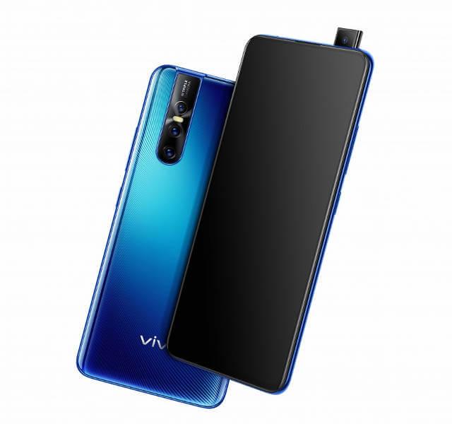 vivo V15 Pro характеристики в деталях