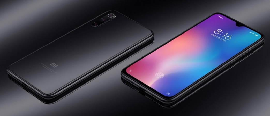Xiaomi Mi 9 SE характеристики экрана