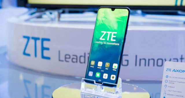 ZTE Axon 10 Pro характеристики цена дата выхода