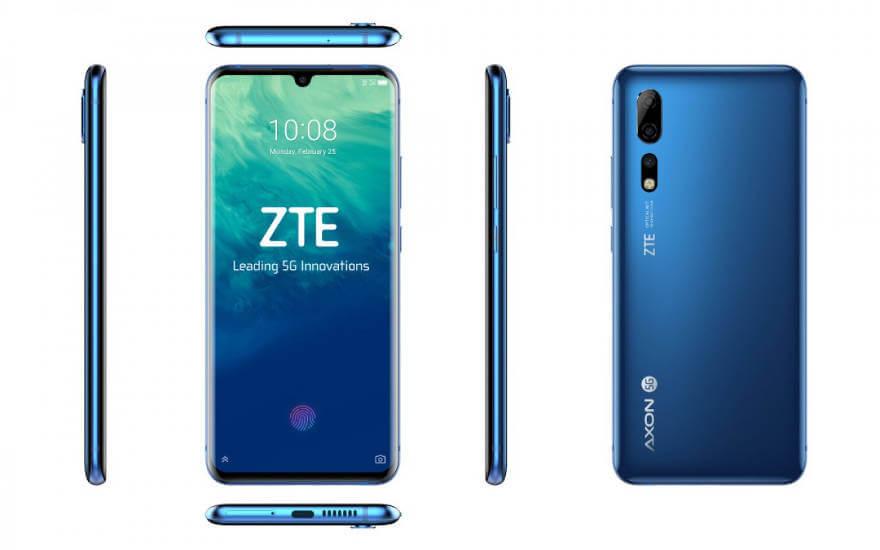 ZTE Axon 10 Pro характеристики