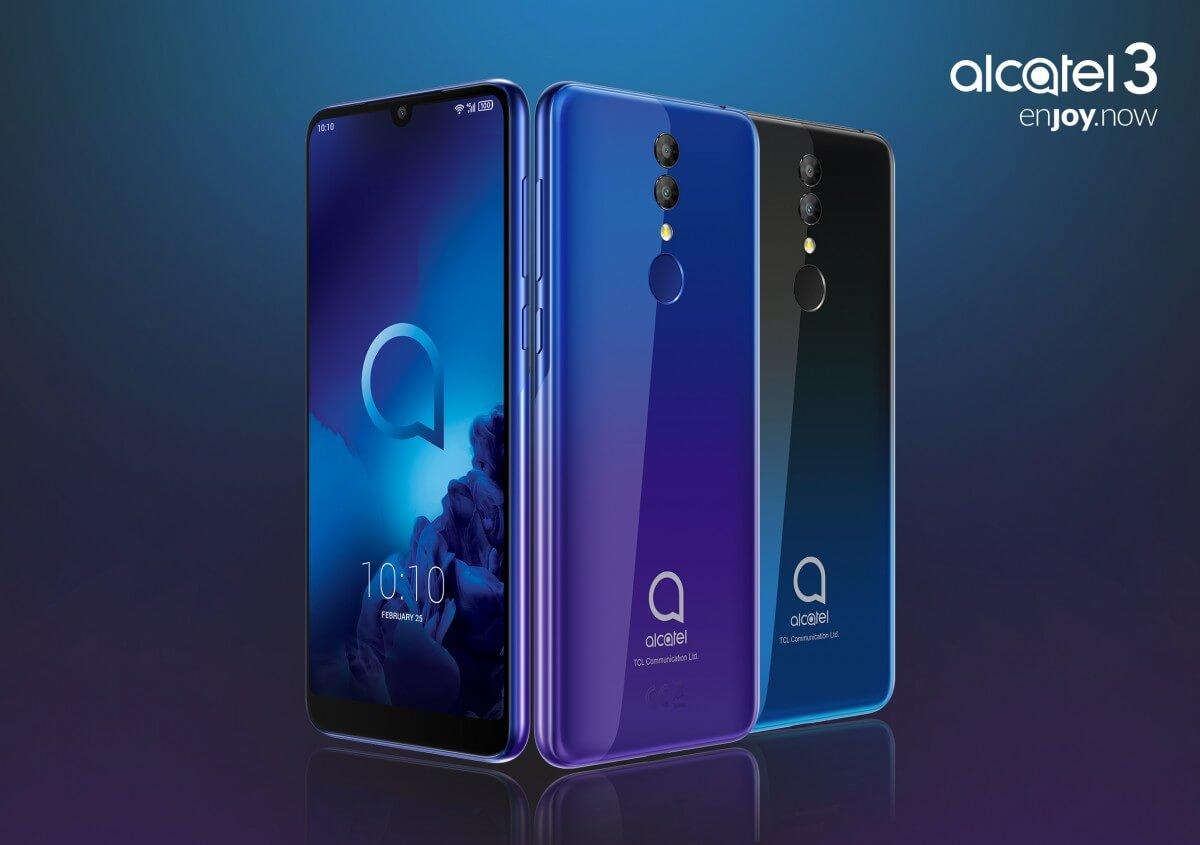 телефон alcatel характеристики цена