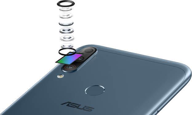 Asus Zenfone Max Shot камера