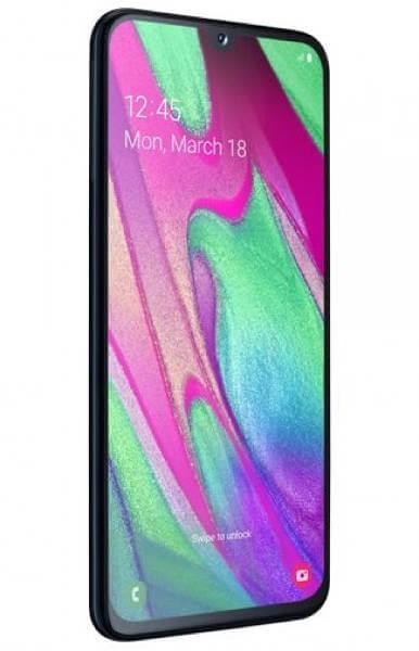 Samsung Galaxy A40 характеристики