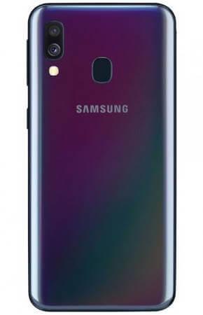 Galaxy A40 цена характеристики