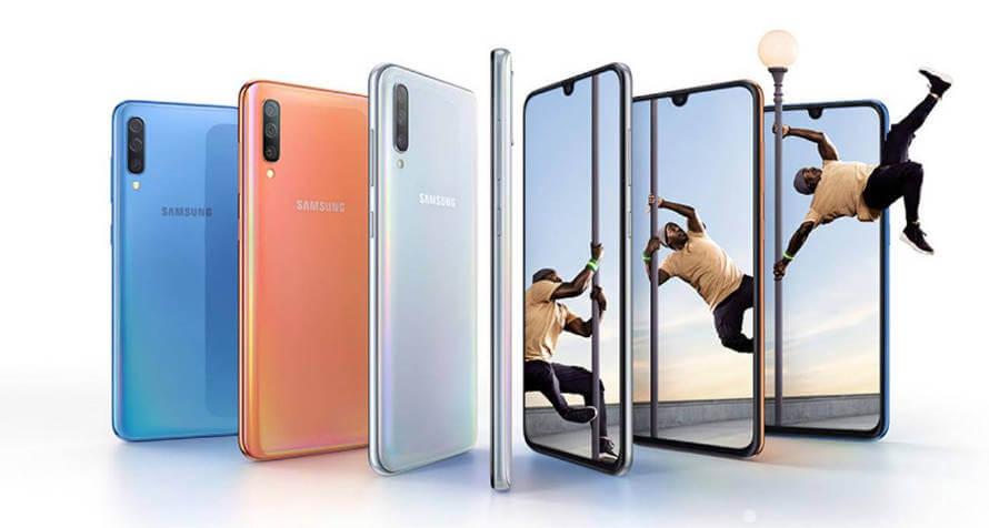 Samsung Galaxy A70 характеристики цена дата выхода