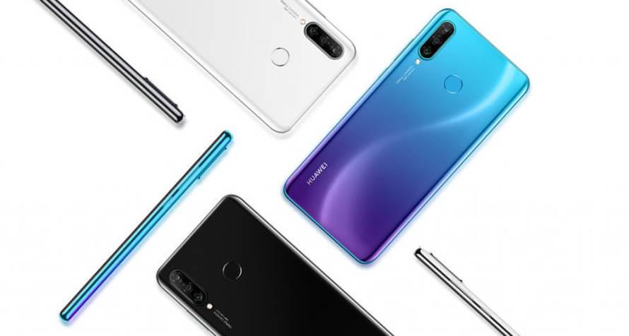 Huawei P30 Lite: характеристики и цены официально!