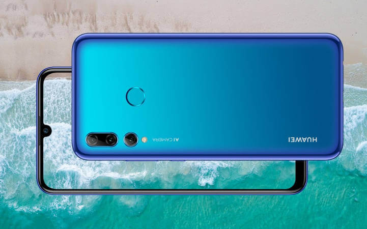Huawei P Smart Plus 2019 цена характеристики